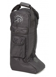 101093 bling boot bag