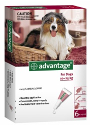 advantage dogs 6p sp 10t25kg 3df lr