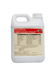 plusvital greyhound syrup 2l large
