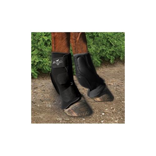 Pro Choice Ventech Slide Tec Skid Boots Short Black